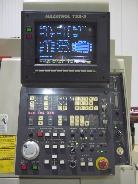 cnc turning centers mazak sqt 10m cnc lathe t32 3 live tools 17 rh mwmachinery com