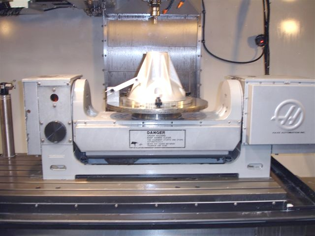 Cnc Vertical Machining Centers Haas Vf 5 Cnc Mill 50 X