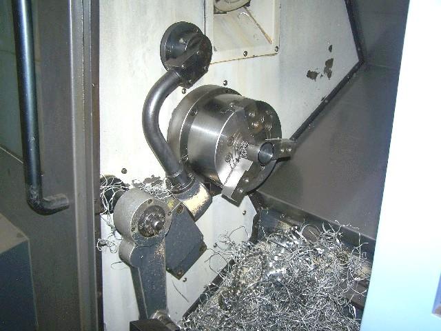 Mw Auto Sales >> CNC TURNING CENTERS: DOOSAN LYNX 220LC CNC LATHE, FANUC, 20.1 SWING, 21 CENTERS, TAILSTOCK ...
