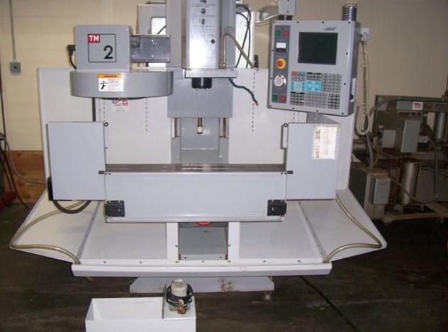 Mw Auto Sales >> CNC VERTICAL MACHINING CENTERS: HAAS TM-2 CNC TOOLROOM MILL, 40 x 16 x 16, 4000 RPM, AUTO. TOOL ...