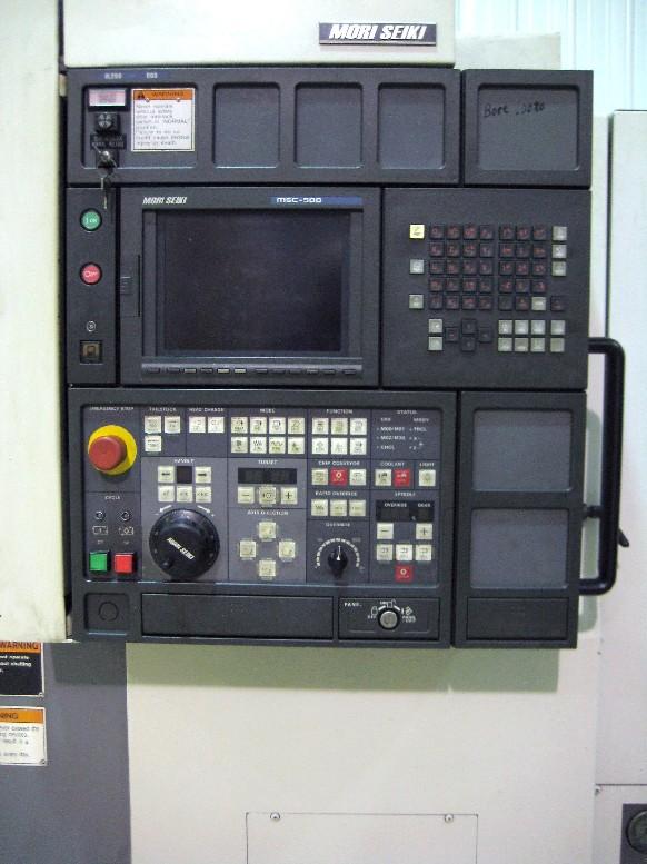 Cnc Turning Centers Mori Seiki Sl 250 B 1000 Cnc Lathe