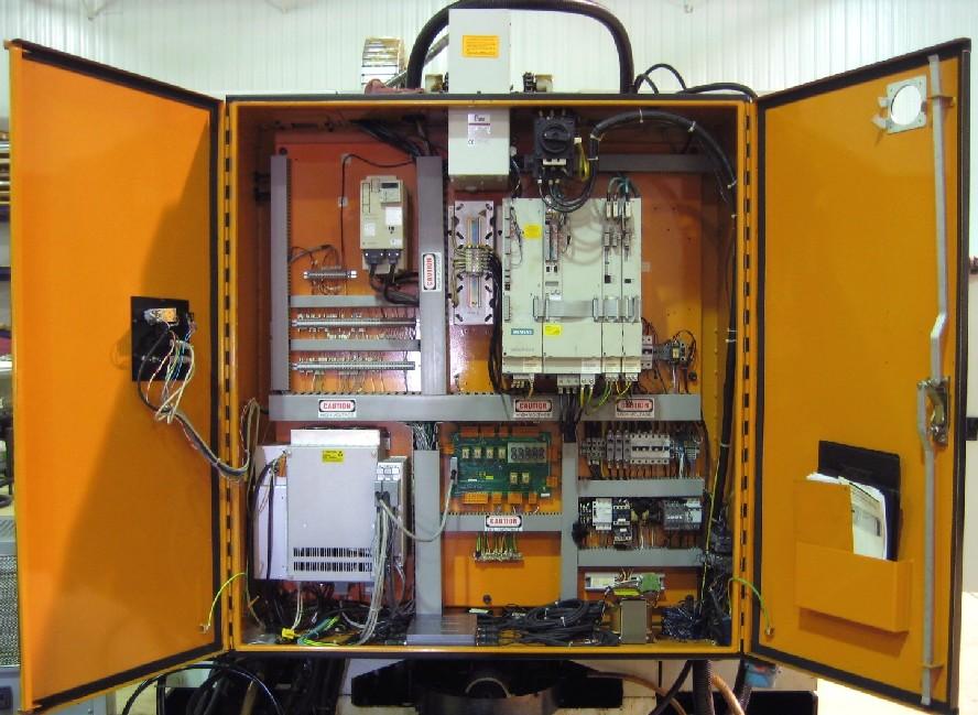 Cnc Vertical Machining Centers Hurco Bmc 3017 Cnc Mill