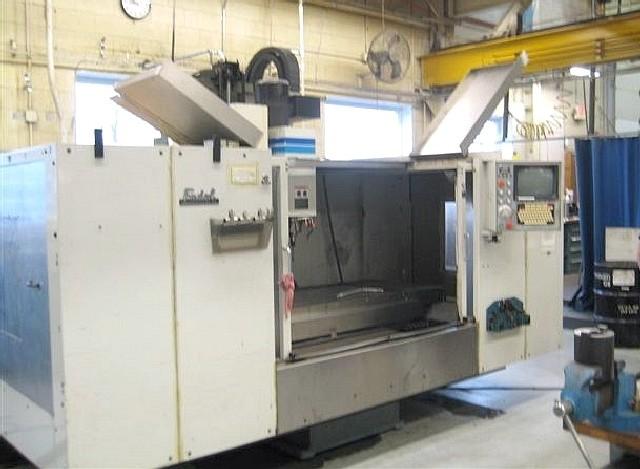 CNC VERTICAL MACHINING CENTERS: FADAL VMC-6030 CNC MILL, CNC