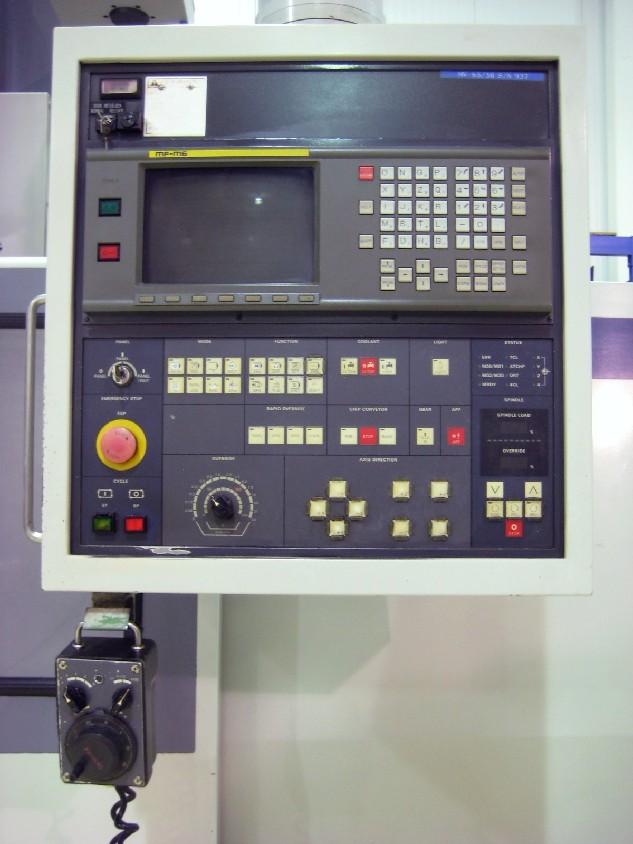 Cnc Vertical Machining Centers Mori Seiki Mv 65 50 Taper