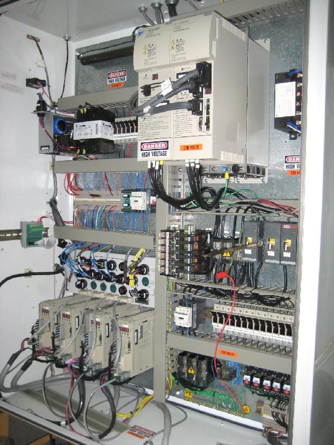 Cnc Vertical Machining Centers Milltronics Vm17 Cnc Mill