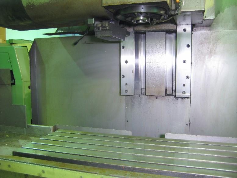 Cnc Vertical Machining Centers Mori Seiki Mv 55 50
