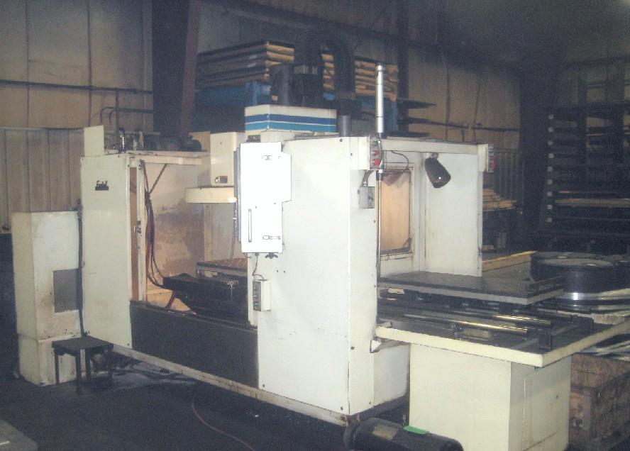 Cnc Vertical Machining Centers Fadal Vmc 4020 Auto Pallet
