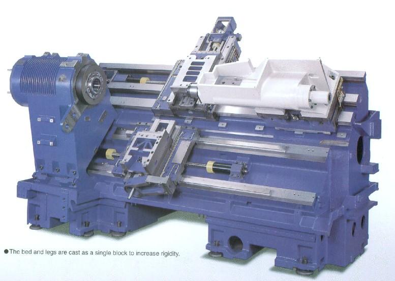 CNC TURNING CENTERS: MORI SEIKI ZL-25 B/1000 CNC LATHE, 4